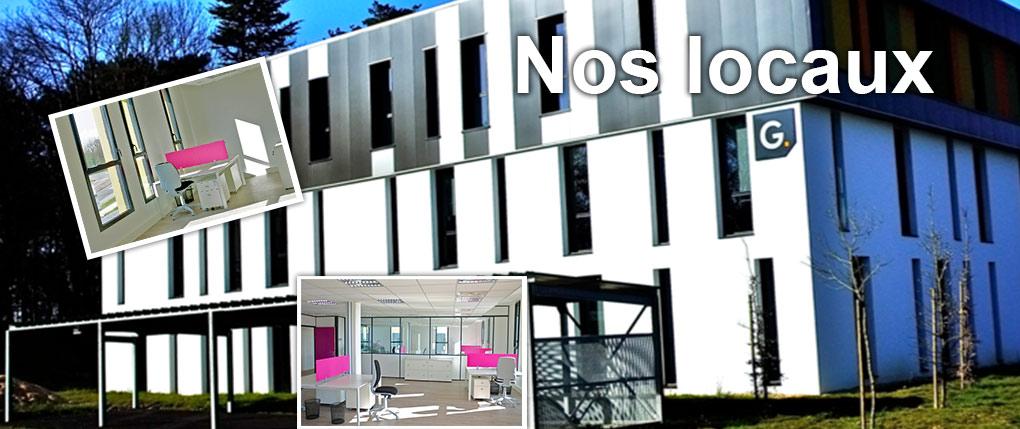 Des nouveaux bureaux pour le SSIO à Orvault